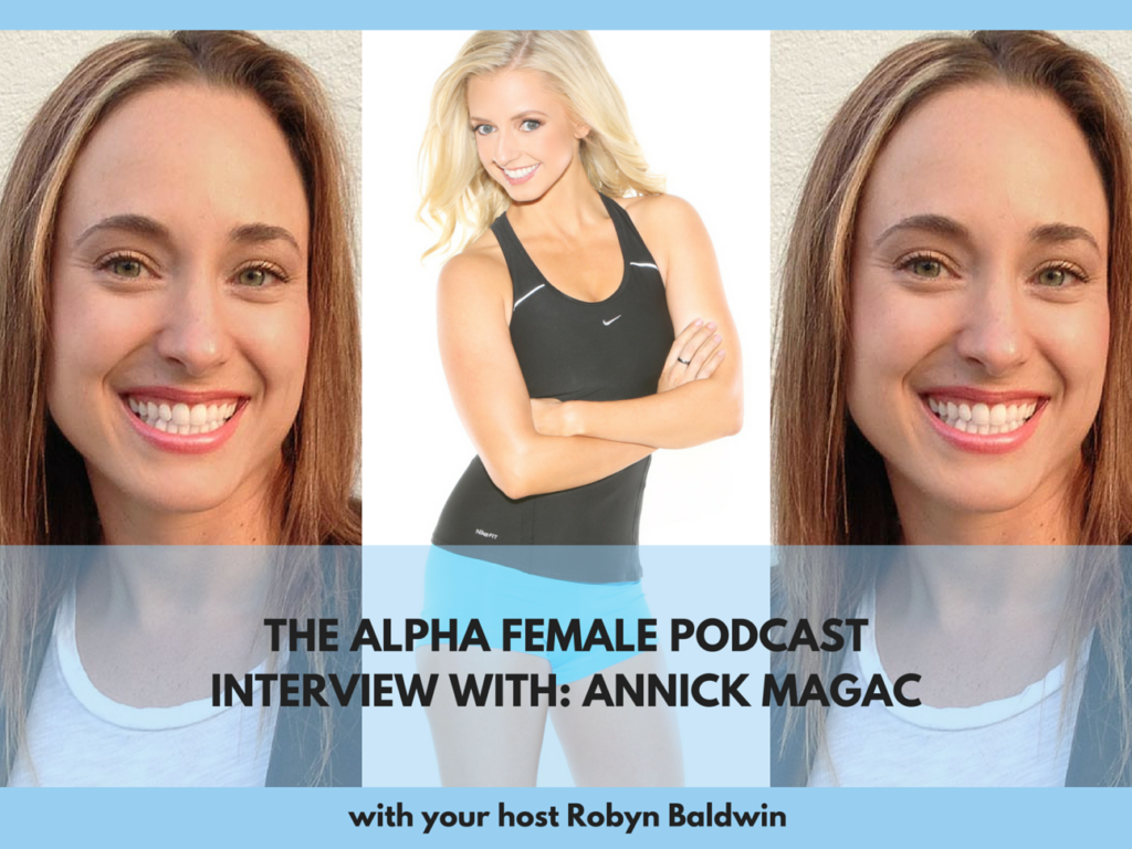 The Alpha Female Podcast